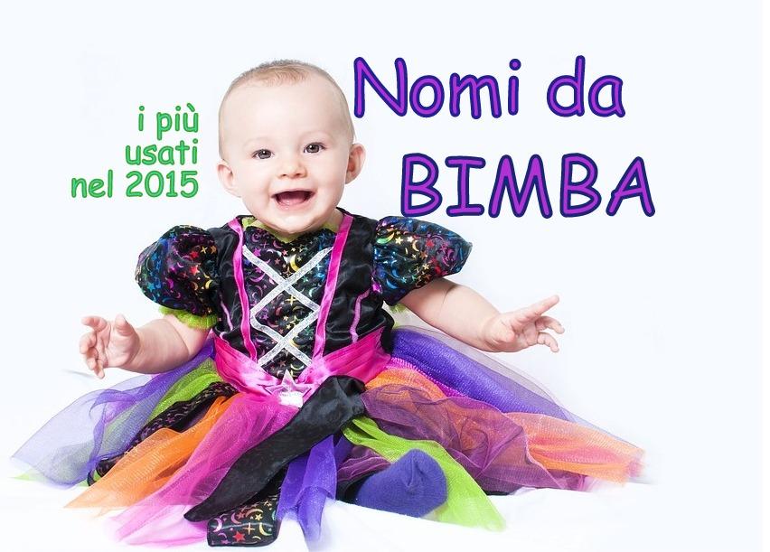 online store 88719 67d26 I 30 nomi di BAMBINA più amati dai genitori nel 2015.