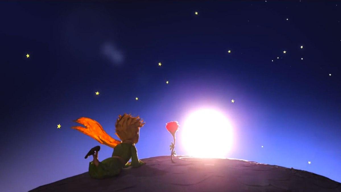 """""""Il Piccolo Principe"""" per educare ai sentimenti."""