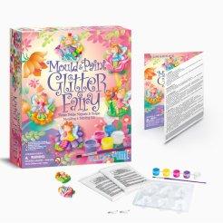 glitter fairy