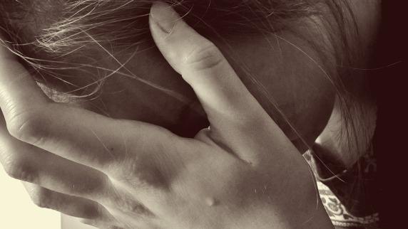 disperazione pianto perdita
