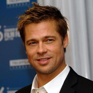 2) Brad Pitt