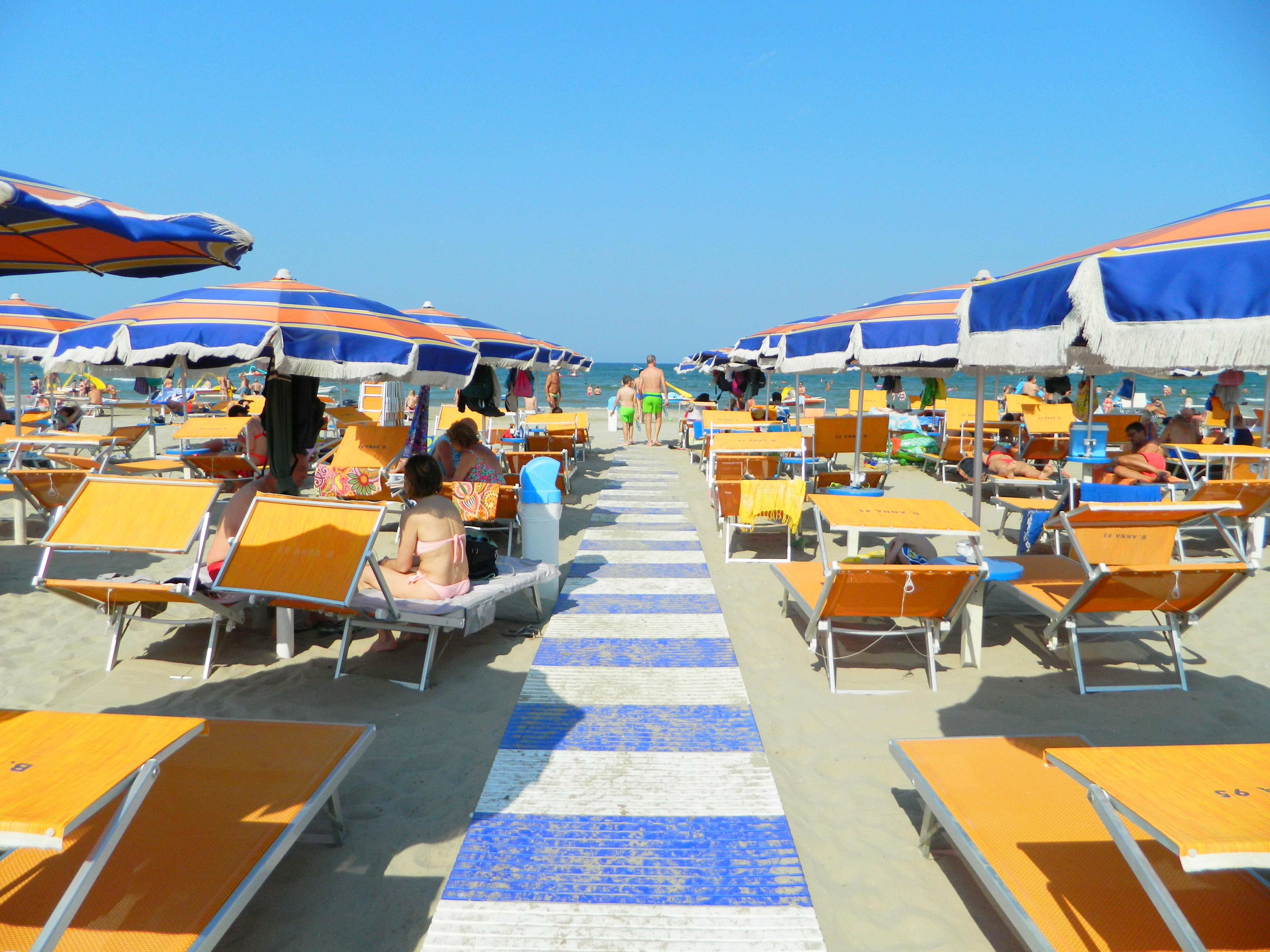 Hotel zenith pinarella di cervia via val padana adria küste
