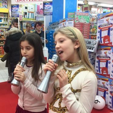 Microfono Wireless Bontempi