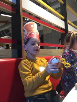 Mc Donalds Divertimento