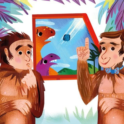 Aus&Pit il grande gioco dell'evoluzione