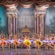 La bella addormentata Teatro Celebrazioni 6 gennaio 2020
