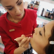 Lloyds Farmacia trucco Clarins Natale make up (11)