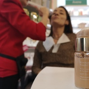 Lloyds Farmacia trucco Clarins Natale make up (4)