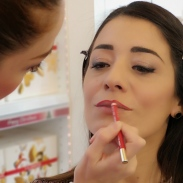 Lloyds Farmacia trucco Clarins Natale make up (8)